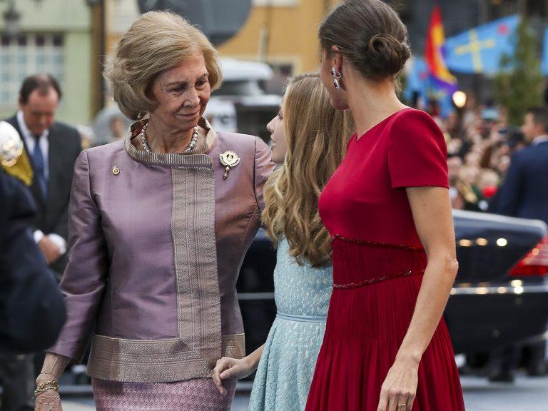 Los dos motivos familiares de peso detrás de la decisión de mandar a la princesa Leonor a Gales