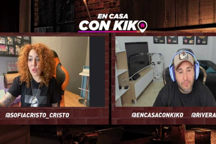 Sofía Cristo Kiko Rivera