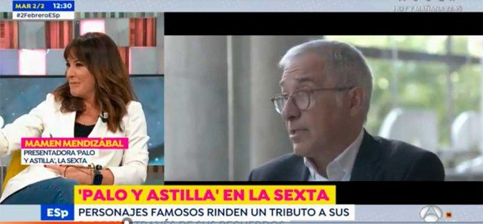 Susanna Griso Mamen Mendizabal