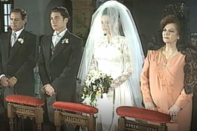 """La boda de Rocío Carrasco y Antonio David Flores: entre estos invitados está el """"traidor"""""""