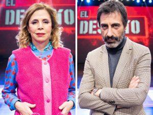 Ágatha Ruiz de la Prada confiesa que pide perdón a Juan del Val porque le obligan sus abogados