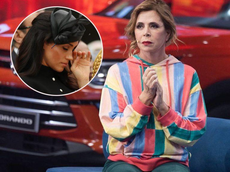 Ágatha Ruiz de la Prada asegura que Meghan Markle dice «tonterías» cuando habla de suicidarse