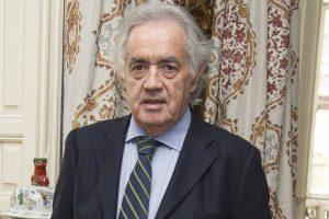 Muere Alfredo Fraile, el guardián de los secretos más íntimos de Julio Iglesias