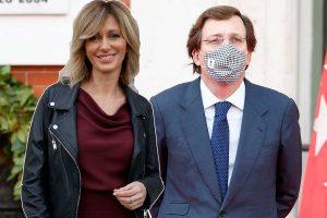José Luis Martínez-Almeida bromea con Susanna Griso sobre su soltería
