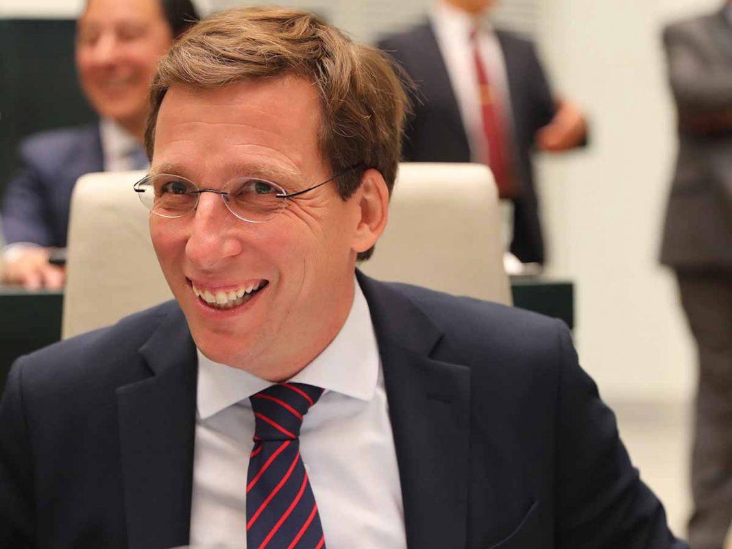 José Luis Martínez Almeida
