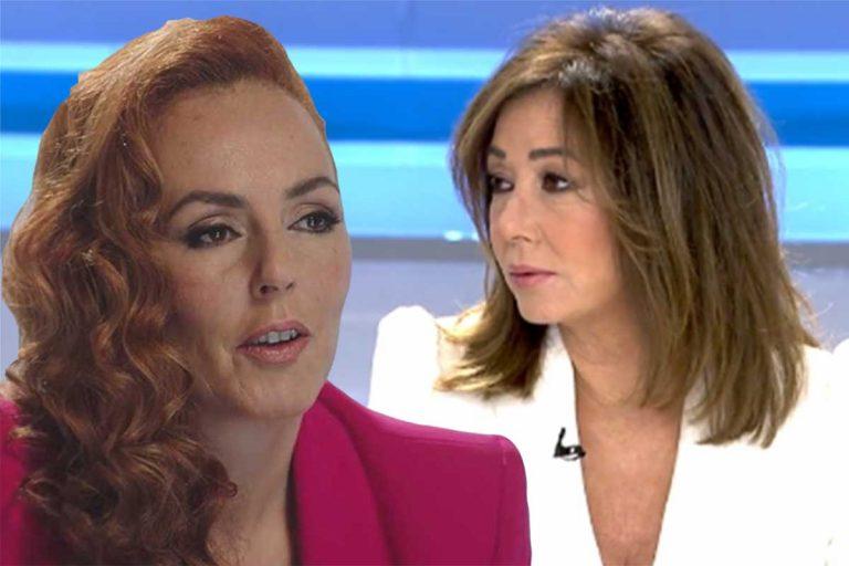 Ana Rosa Quintana habla del «sentimiento de culpabilidad» de Rocío Flores al ver la confesión de su madre, Rocío Carrasco