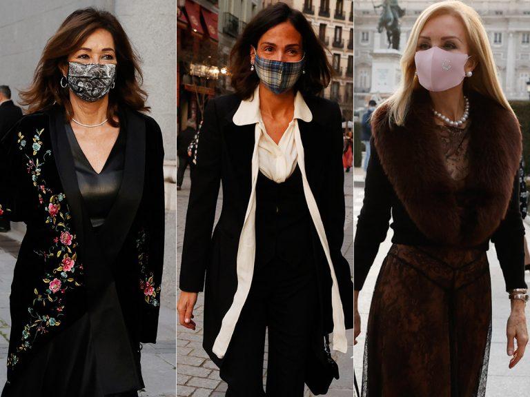 Ana Rosa Quintana, Carmen Lomana, Inés Sastre y otros vips seducidos por la ópera en el Teatro Real