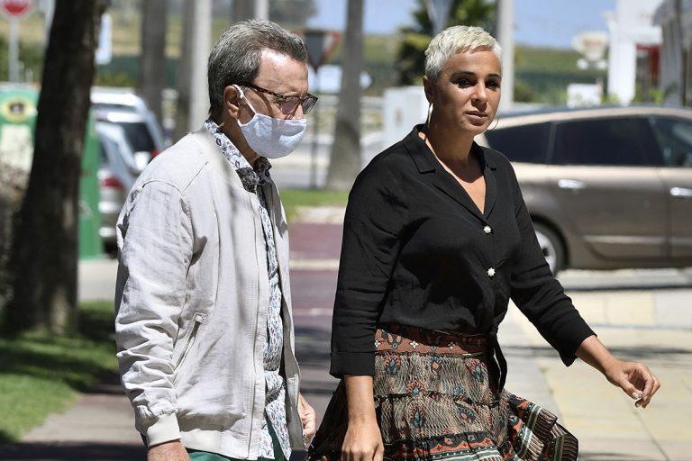 Ana María Aldón se pronuncia sobre el estado de salud de José Ortega Cano