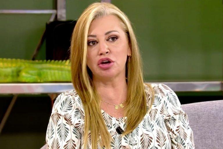 Las duras palabras de Belén Esteban a Rosa Benito en su regreso a 'Sálvame'