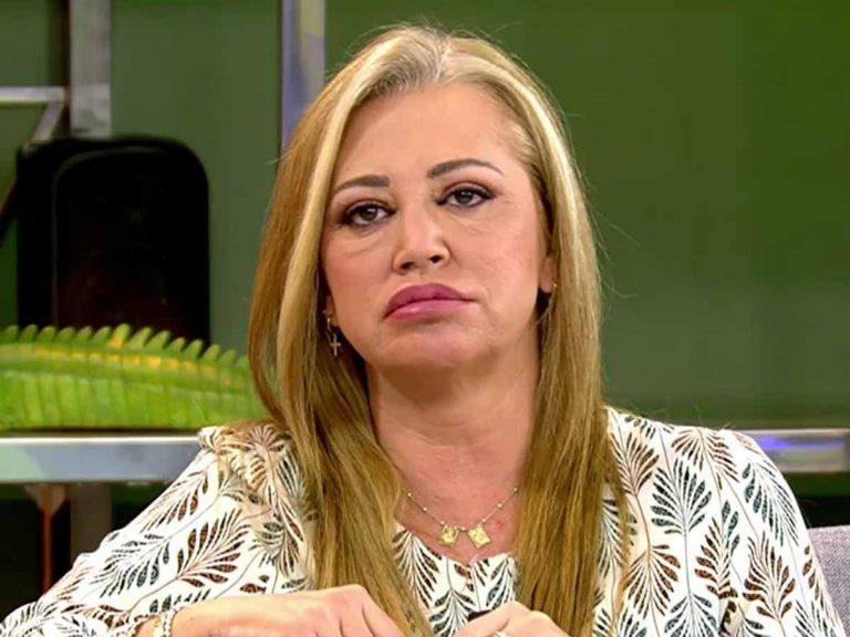 Belén Esteban desvela la relación que tiene su hija ahora con Carmen Bazán