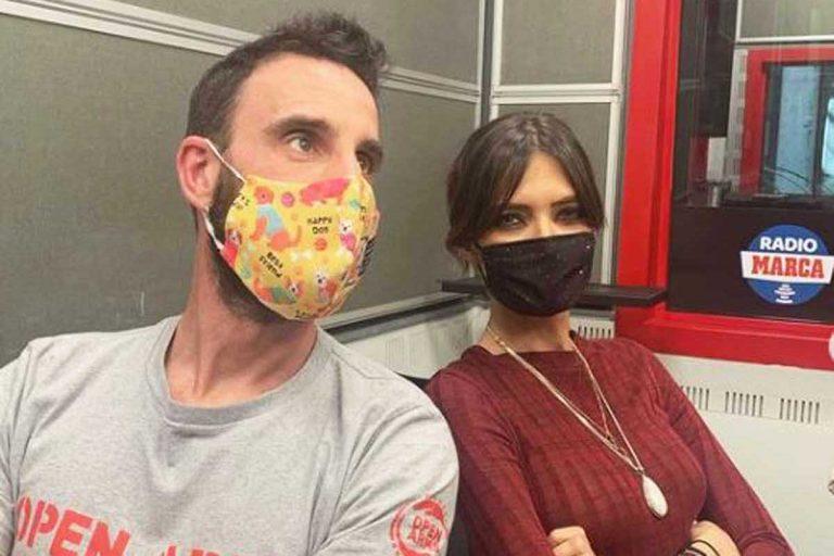 Dani Rovira y Sara Carbonero comparten confidencias sobre el cáncer