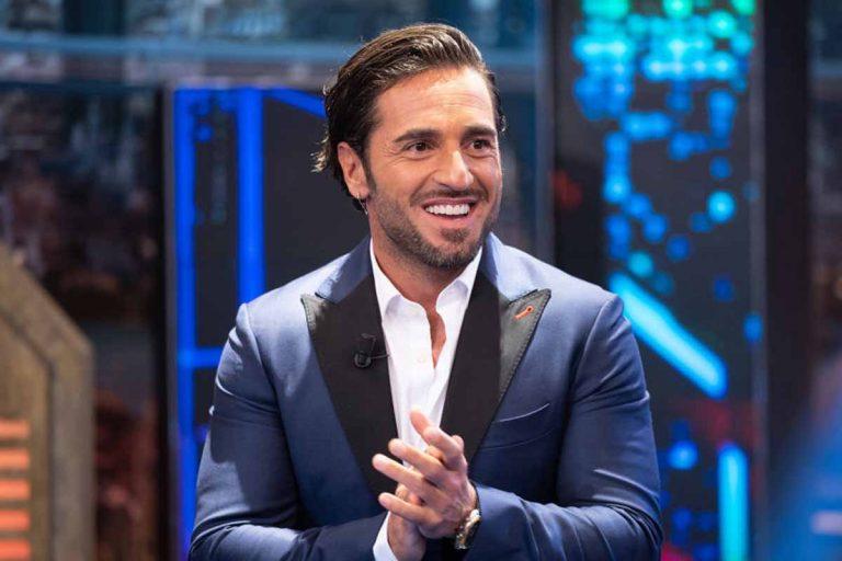 David Bustamante: «Gano más dinero vendiendo perfumes que cantando»