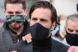 David Bustamante pierde la demanda contra su exmánager