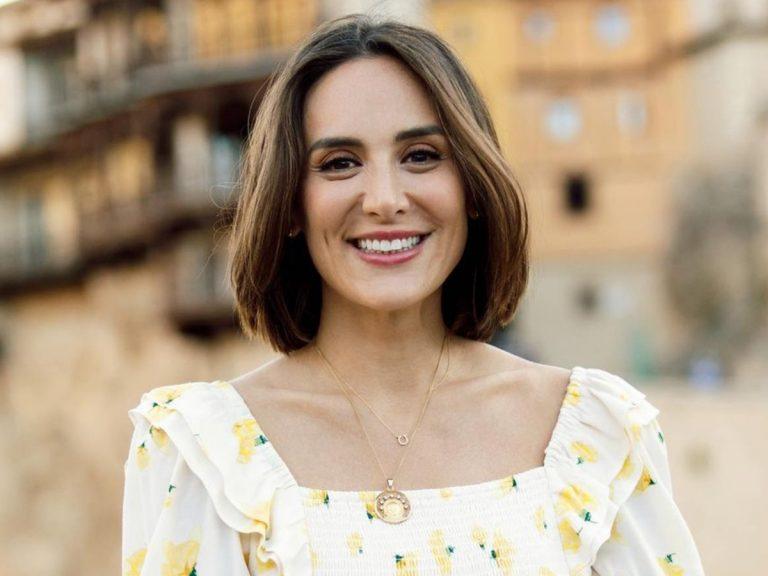 El perfecto look de Tamara Falcó para ir al tenis (con un guiño a Fernando Verdasco)