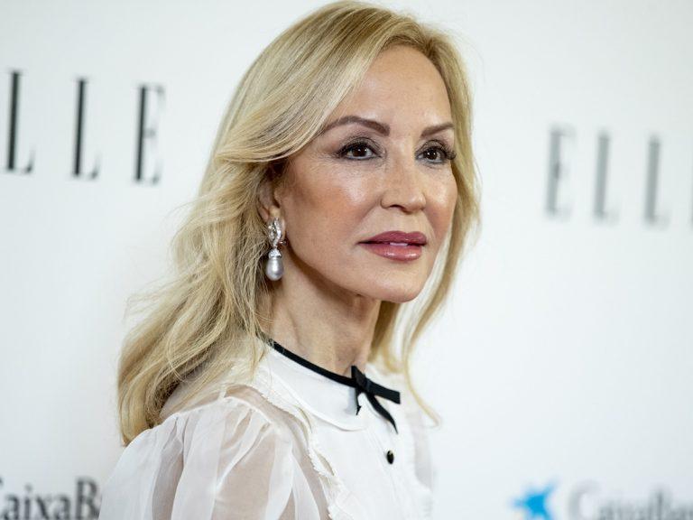 Las explosivas críticas de Carmen Lomana sobre Rocío Carrasco y su «show»