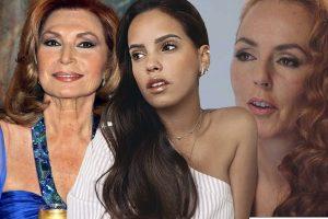 Gloria Camila planea un homenaje a Rocío Jurado y deja fuera a Rocío Carrasco