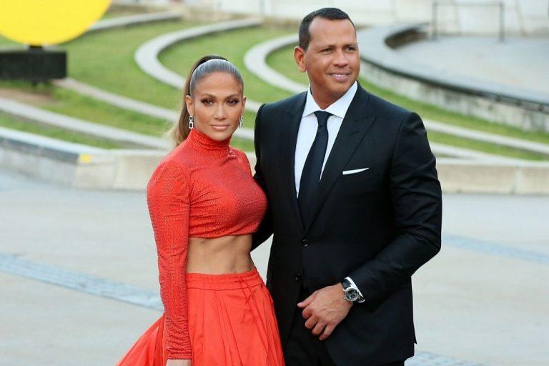 Jennifer Lopez y Alex Rodríguez confirman su ruptura
