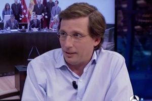 Los halagos de José Luis Martínez-Almeida a Belén Esteban en 'El Hormiguero'