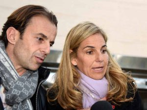 La última batalla que le ha ganado Arantxa Sánchez Vicario a Josep Santacana