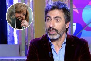 Juan del Val: «María Teresa Campos se lo hizo pasar mal a mi mujer, Nuria Roca»