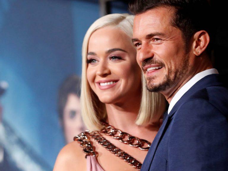 La broma de Katy Perry a Orlando Bloom que arruina su puesta de largo