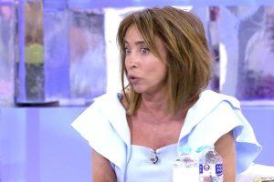 María Patiño responde, tajante, a Alexia Rivas: «Cree que soy un títere»