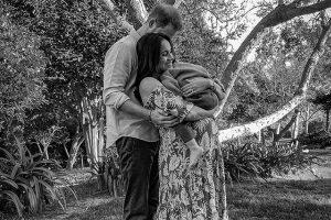 Meghan Markle y el príncipe Harry, la tierna foto con su hijo con la que tratan de frenar la polémica