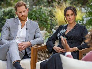 El éxito de Harry y Meghan Markle: Su entrevista con Oprah Winfrey lidera en España