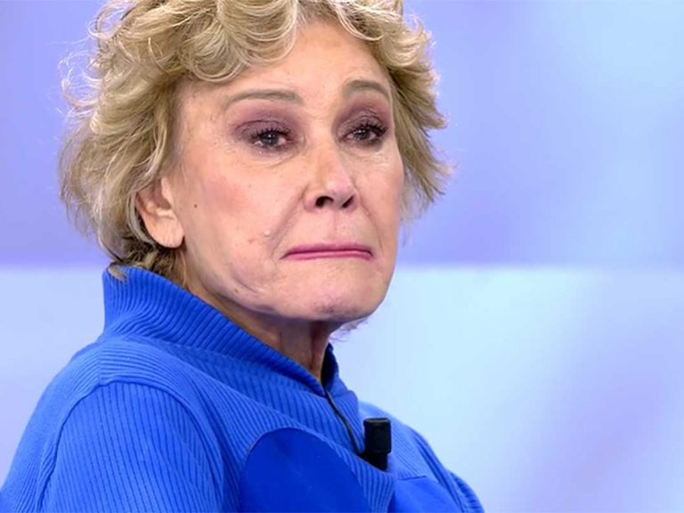 Jorge Javier Vázquez revela de manera inesperada el estado de salud de Mila Ximénez