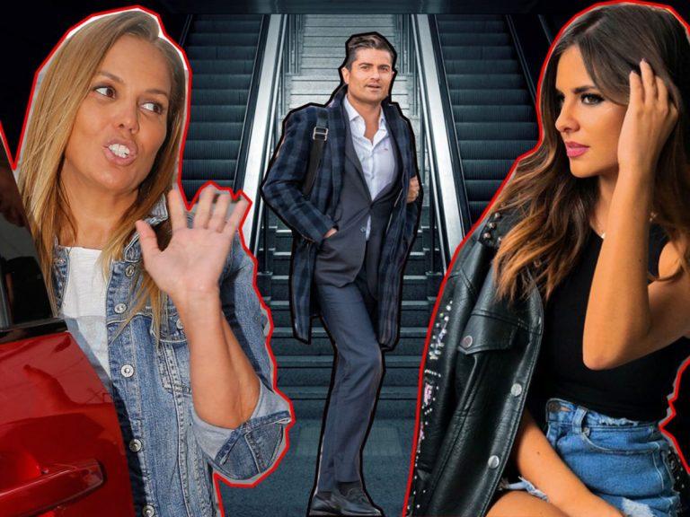 Así reacciona Alfonso Merlos a la idea de que Alexia Rivas y Marta López coincidan en 'Supervivientes'