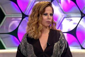 Pastora Soler: «Le he mandado un mensaje personal a Rocío Carrasco»
