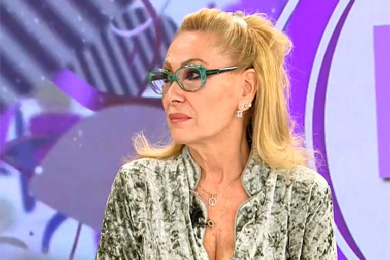 Rosa Benito defiende a su ex, Amador Mohedano, y ataca duramente a María Jiménez