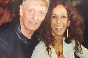 La desgarradora carta de despedida de Rosario a Quique San Francisco días después de su muerte