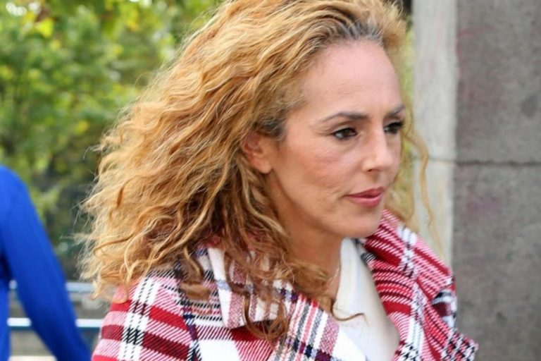 La desgarradora petición de Rocío Carrasco al llegar al hospital tras la paliza de su hija