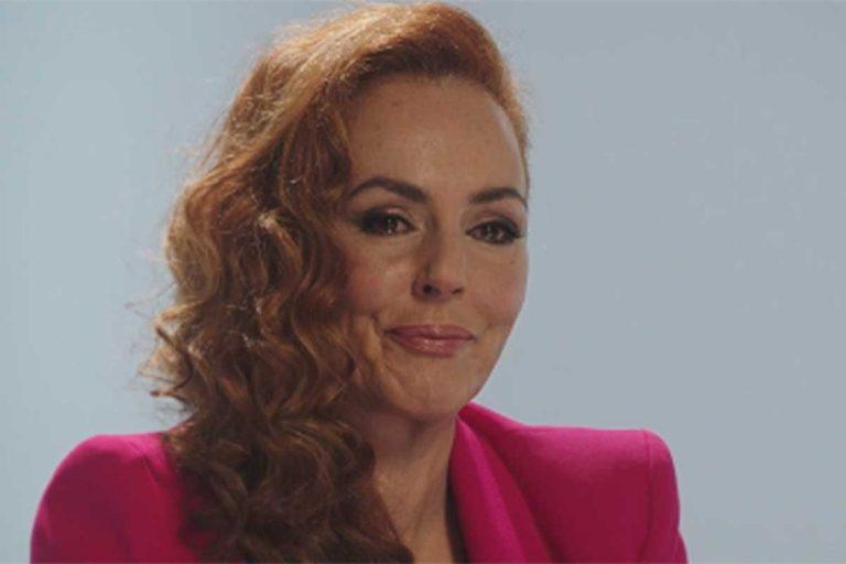 Rocío Carrasco tira por tierra la versión de Raquel Mosquera sobre su distanciamiento con su padre