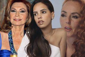 Así vivió Rocío Carrasco la adopción de sus hermanos, Gloria Camila y José Fernando