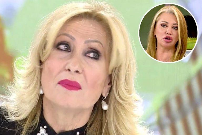 La dura respuesta de Rosa Benito al ataque de Belén Esteban