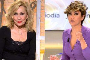"""Sonsoles Ónega, cabreada, pide explicaciones a Rosa Benito y no la cree: """"Me diste plantón"""""""