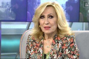 Rosa Benito defiende a Amador Mohedano de las duras acusaciones de Rocío Carrasco