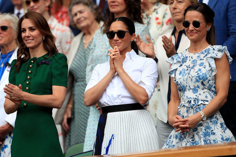Set y match point, seis prendas inspiradas en el tenis para sentirte en Wimbledon