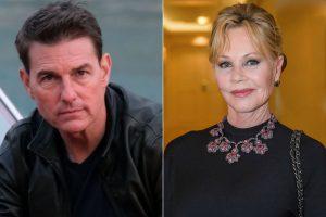 Tom Cruise y Melanie Griffith, entre los rostros internacionales que se colaron en los Premios Goya 2021