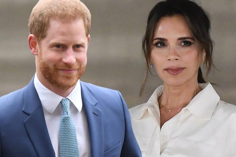 Victoria Beckham rescata uno de sus recuerdos más especiales junto al príncipe Harry