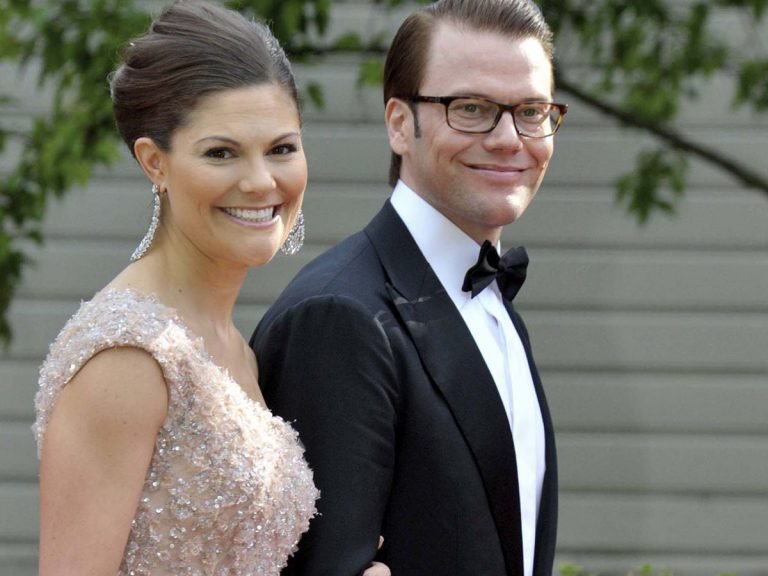 Victoria de Suecia y Daniel Westling dan positivo en coronavirus