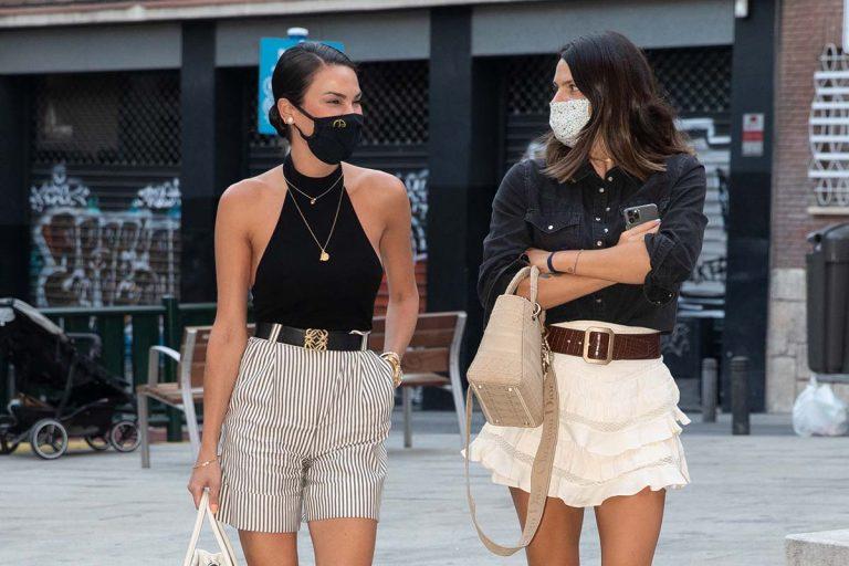 Laura Matamoros arropa a Carla Barber tras su ruptura con Diego Matamoros