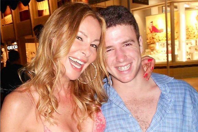 Los gritos de Ana Obregón en el día más feliz de su hijo Álex Lequio