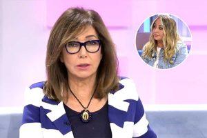 Ana Rosa Quintana da pistas sobre cómo están las negociaciones con Rocío Flores para responder a su madre, Rocío Carrasco