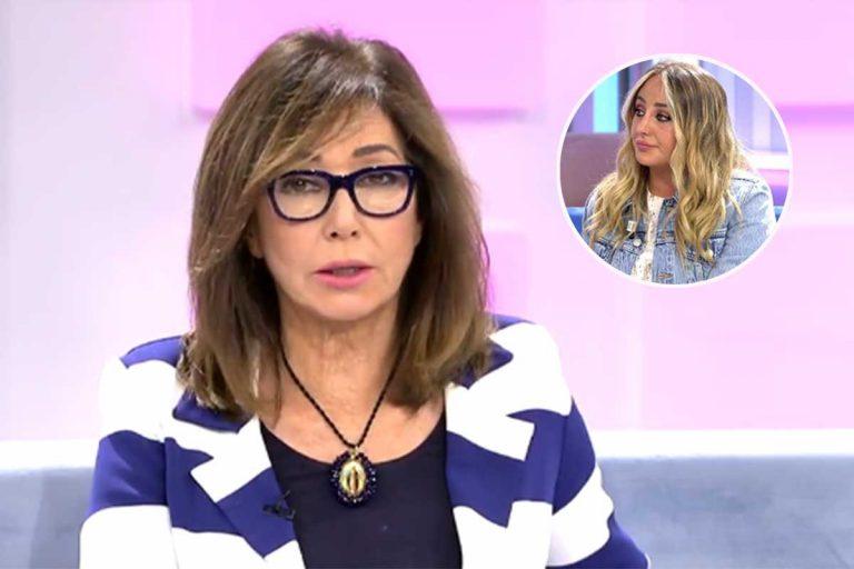 Ana Rosa Quintana cuenta los detalles de la contratación de Rocío Flores