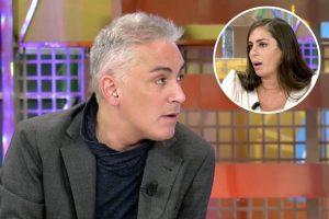 Kiko Hernández saca de quicio a Anabel Pantoja al dudar de Omar Sánchez: «No sabe cómo dejarte»