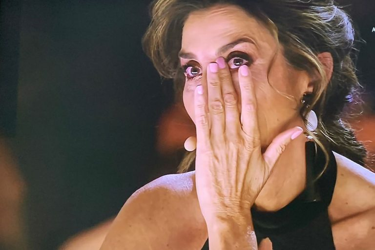 El duro momento de Paz Padilla en 'Got Talent': una niña de 16 años le hace llorar
