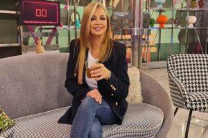Belén Esteban habla de su yerno inglés, el novio de su hija Andrea Janeiro